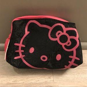 Hello Kitty Coin Purse/Makeup Bag